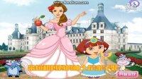 【小雪解说】朵拉益智游戏 国语版 朵拉和妈妈的迪士尼亲子装