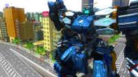 【屌德斯解说】 地球防卫军 环太平洋巨型机器人登场代替奥特曼大战怪兽哥斯拉