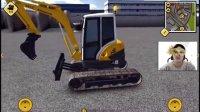 城市建造第42期:挖掘机、平板车和叉车木材厂接受任务