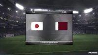 【笨熊解说】实况足球2010,日本 vs 卡塔尔