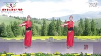 滨河紫玉广场舞 最新广场舞 美丽的新疆姑娘 紫玉编舞 附正反面教学动作分解演示 完整版 克里木演唱