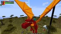 【小枫的Minecraft】恶灵城堡的龙与恶灵们!我的世界-英雄的黎明RPG生存#9