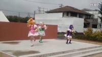 魔法つかいプリキュアショーEDダンス 魔法アラ・ドーモ♪ - YouTube