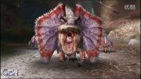 【怪物猎人P3】怀旧3-斩斧双狗龙