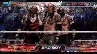 【坏叔叔出品】【WWE2K15】自制片头MV赏析第二弹