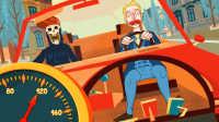 【屌德斯解说】 模拟尸体 带你体验开一辆手动档的车有多刺激