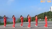 沐河之光广场舞《好姑娘》糖豆广场舞出品