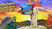 托马斯断桥探险之旅 大型轨道玩具拆箱试玩