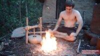 「8月份更新」澳洲小哥原始技术徒手建造荒野求生系列