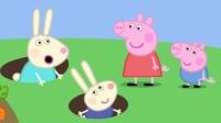 宝宝巴士650 滑雪大冒险宝宝认工程车挖掘机视频表演宝宝巴士挖士机动画片汽车总动员奇趣玩具奇趣蛋小猪佩奇水果切切乐