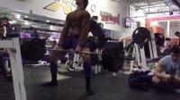 【马丁健身】17岁大卫500磅帝王统治级别硬拉&危险请勿尝试
