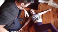 【马丁健身】Christian Guzman明骚的给女友按摩&开完奥迪R8继续开大路虎^+^