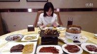 大胃王密子君20161025直播吃老北京特色菜 水友来啦