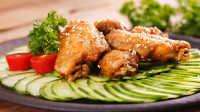 美食台|名古屋风味鸡翅