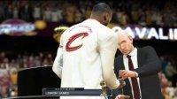 【布鲁】NBA2K17王朝模式:骑士总冠军戒指颁奖!詹姆斯杜兰特领衔新阵容(4)