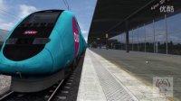 稀饭解说模拟火车2017:TGV OUIGO涂装任务