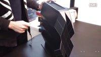 [简·上手] 钛度黑晶电竞游戏台式主机极客版上手——外设天下