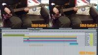 【吉他雨工作室】齐秦 - 《悬崖》间奏电吉他SOLO演奏。