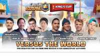 (英文原版)國王杯比賽全程回放_The King's Cup_皇室戰爭_CLASHROYALE