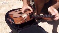 带上吉他去旅行!Furch可拆卸旅行吉他 Little Jane