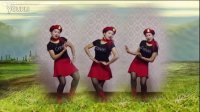 叶久久广场舞《九月九的酒》原创单人水兵舞.简单易学
