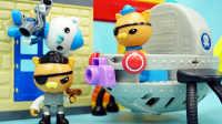 海底小纵队 无限变形舰艇 迪士尼 玩具 海底探险队