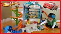 赛车总动员超级飞侠风火轮超大赛车道玩具