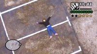 黄山学院大学生 侠盗飞车 侠盗猎车手圣安地列斯 真人版游戏模拟