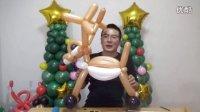 圣诞节布置--麋鹿的制作方法