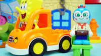 面包超人 面包车 迪士尼 玩具 海绵宝宝