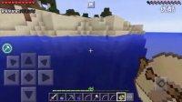 ☆我的世界pe企鹅孤岛生存★第十六期:探索海底神庙!