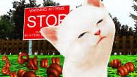 【小熙解说】模拟猫咪 神力特工猫炸楼还能喷射便便飞上天