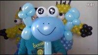 水晶气球 手拿螃蟹的制作方法 气球视频 气球 魔术气球教程 魔术气球 气球教程 气球拱门 气球花 气球魔术教程 气球造型教程 气球装饰 经典街卖造型 气球布置