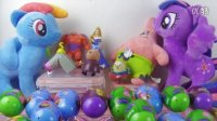 爱探险的朵拉拆奇趣蛋玩具视频