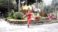 广州美丽依旧舞蹈课堂流行经典之十正面演示