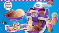 Ice Cream Maker DIY 冰淇淋机 自己在家做冰淇淋 原创玩具开箱 FunToyz