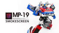 KL變形金剛玩具分享03 MP-19 煙霧+Reprolabels