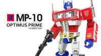 KL變形金剛玩具分享07 玩具反斗城限定 MP-10 柯博文+第三方貼紙 Toy R'US Exclusive Optimus Prime