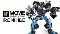 KL變形金剛玩具分享46 真人電影 L級 鐵皮 DOTM Leader class Ironhide