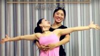 07:36 青青世界广场舞 双人对跳舞《旧的不去新的不来》附拍摄花絮视频