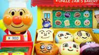 面包超人 早餐面包店 迪士尼 玩具 海绵宝宝