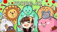 【风笑试玩】努力爬往食物链顶端丨mope.io 试玩