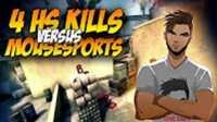 CSGO精彩集锦:ScreaM的精彩四杀(G2s vs Mousesports)