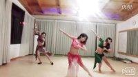 杭州肚皮舞 太拉国际 会员班 璐璐老师《探戈融合》完整版