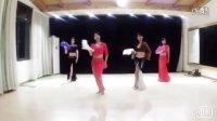 杭州肚皮舞 太拉国际 会员班 璐璐老师《扇子融合》完整版