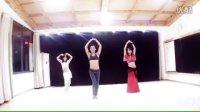 杭州肚皮舞 太拉国际 会员班 杜骏毅老师《一个人的探戈》完整版