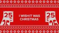 Christmas Every Day 歌词版
