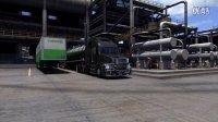 美国卡车模拟2 单机日常 P1 长头沃尔沃VNL670