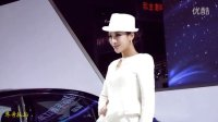江淮靓丽空姐装车模走秀-2016江苏国际车展