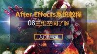 邢帅教育AE教程_08三维空间了解_After effects教程
